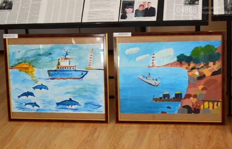 В Музее истории порта наградили юных художников Черноморска, фото-7