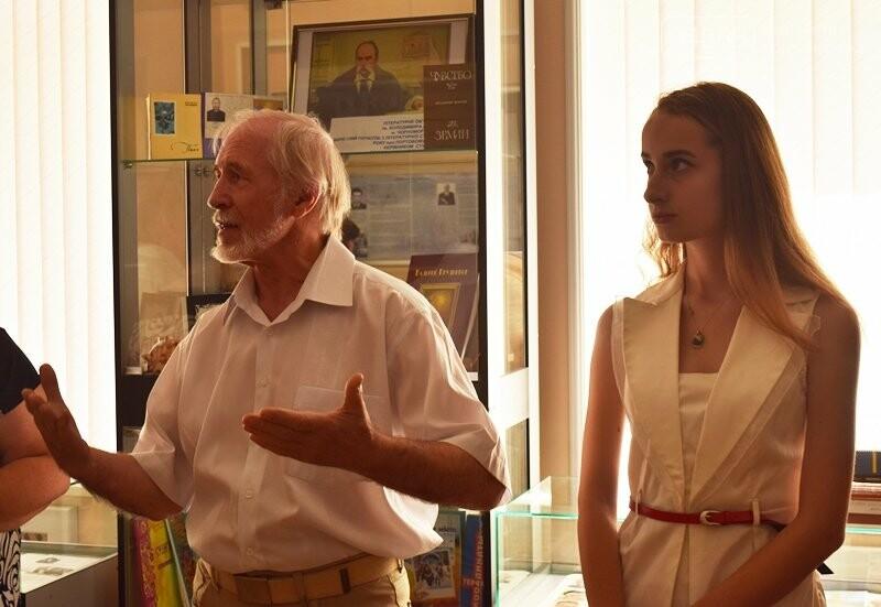 В Музее истории порта наградили юных художников Черноморска, фото-2