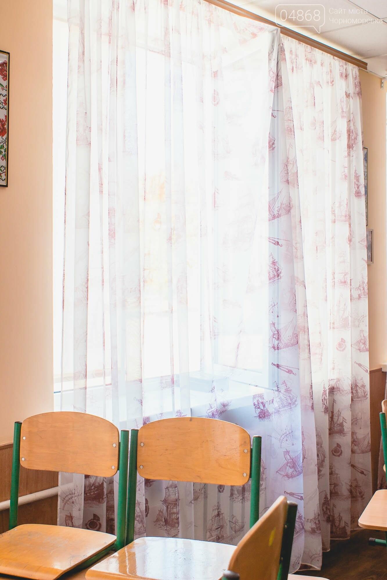 Новые окна, кабинеты и пищеблок: школы Черноморска готовятся к 1 сентября, фото-12