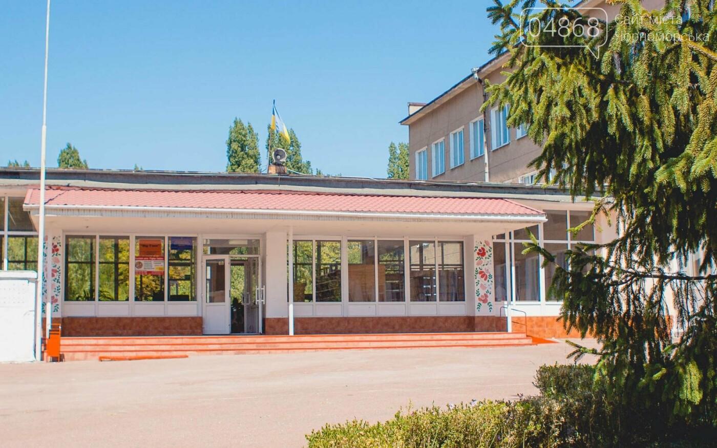 Новые окна, кабинеты и пищеблок: школы Черноморска готовятся к 1 сентября, фото-18