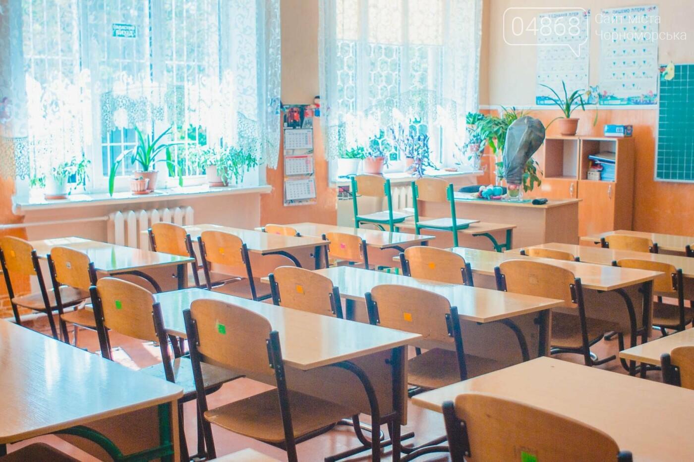 Новые окна, кабинеты и пищеблок: школы Черноморска готовятся к 1 сентября, фото-10