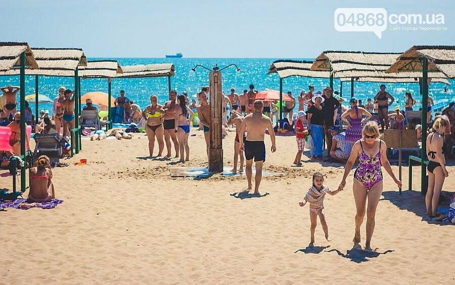 За 3 месяца Черноморск посетили больше 210 тысяч человек, фото-4