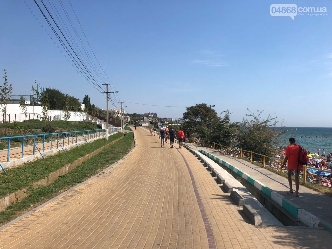 «Центр Безопасности Юг» обеспечивает спокойный досуг жителей и гостей Черноморска, фото-5
