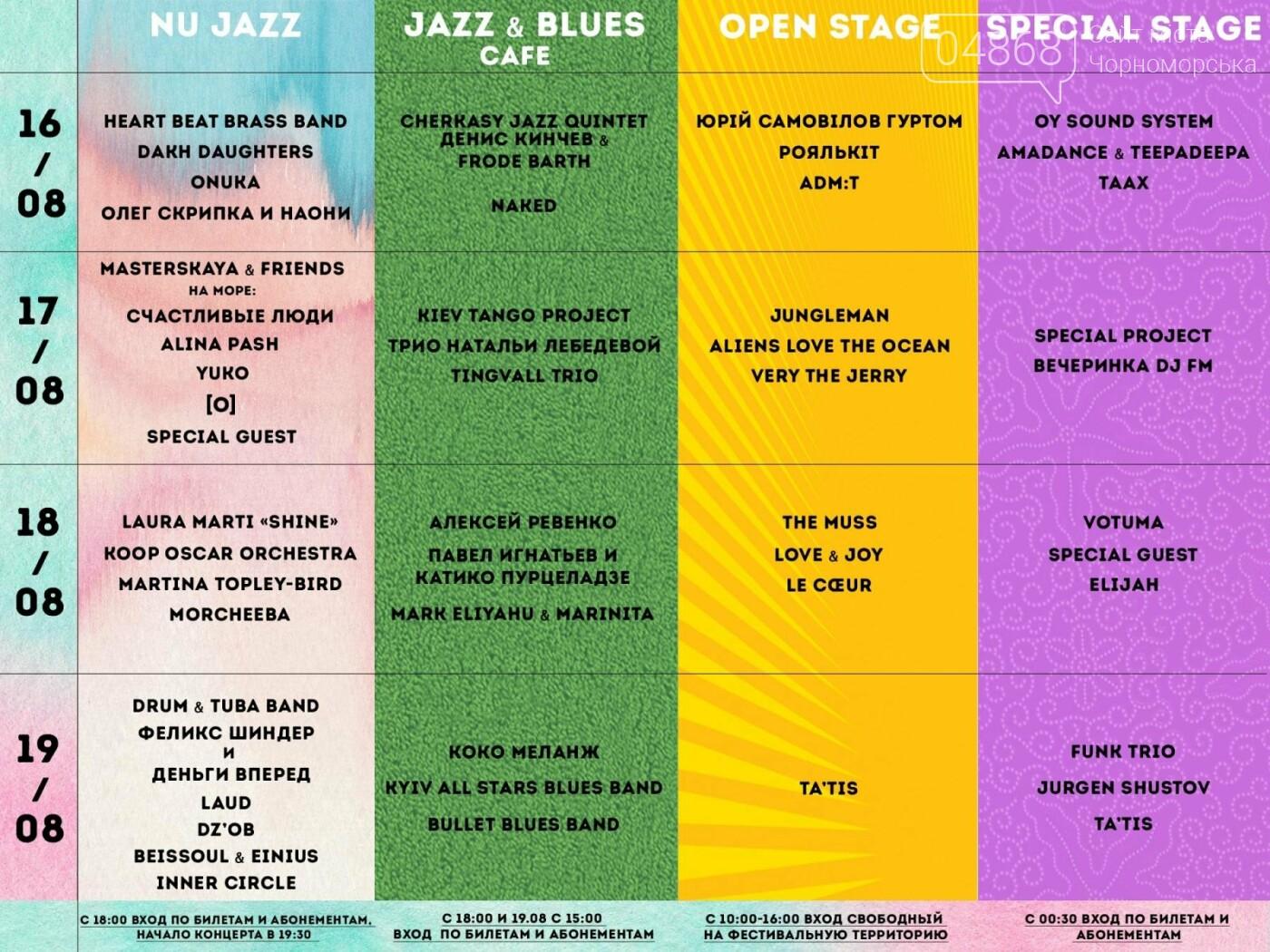 Jazzy Funky Dorn выступит в Черноморске на главной сцене Koktebel Jazz Festival, фото-9