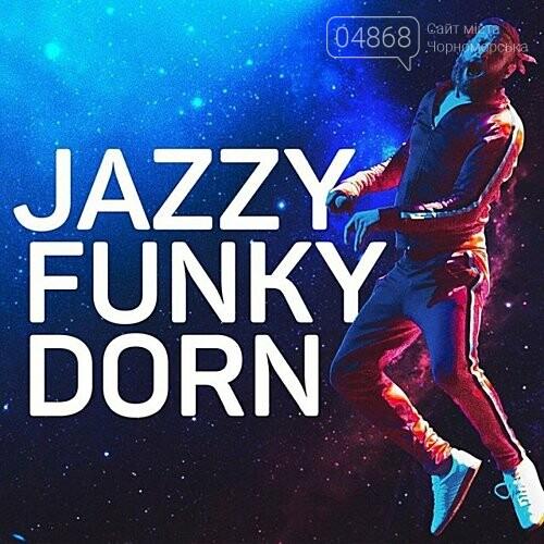 Jazzy Funky Dorn выступит в Черноморске на главной сцене Koktebel Jazz Festival, фото-2