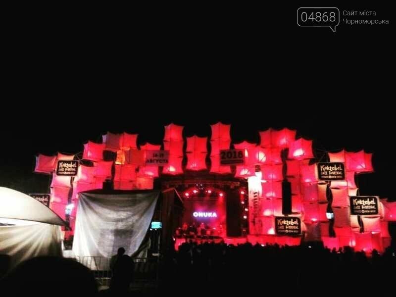 ONUKA и Олег Скрипка придали особое звучание открытию главной сцены Koktebel Jazz Festival, фото-1