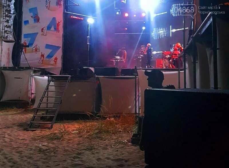 ONUKA и Олег Скрипка придали особое звучание открытию главной сцены Koktebel Jazz Festival, фото-2