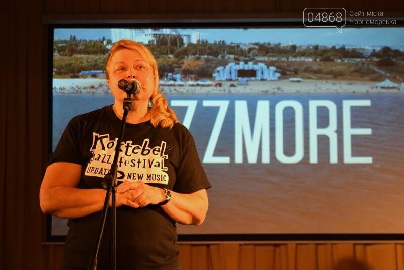 Вечер в стиле джаз: в Черноморске показали премьеру фильма о Koktebel Jazz Festival, фото-4