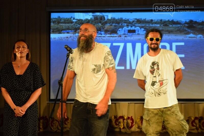 Вечер в стиле джаз: в Черноморске показали премьеру фильма о Koktebel Jazz Festival, фото-12