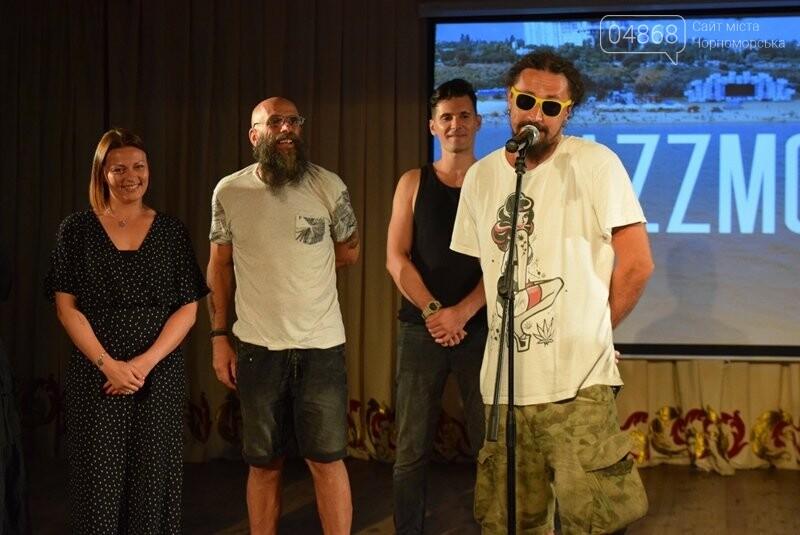 Вечер в стиле джаз: в Черноморске показали премьеру фильма о Koktebel Jazz Festival, фото-3