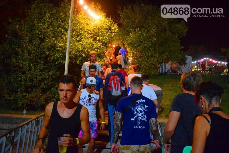 За кулисами «Коктебель джаза»: о том, как «устроен» фестиваль в Черноморске, фото-29