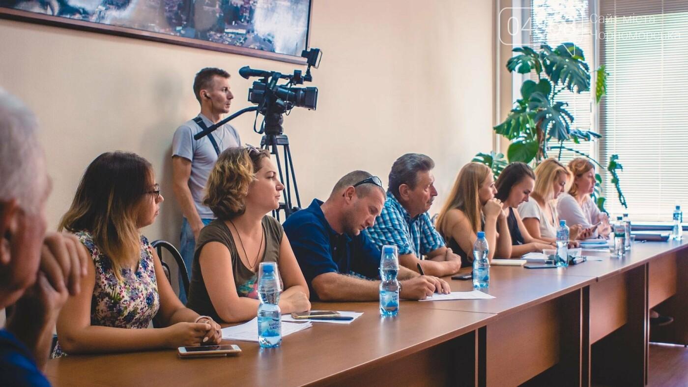 Терминал Рисоил в Черноморске планирует работы по расширению, фото-8