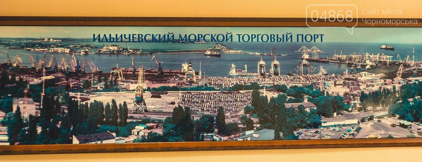 Терминал Рисоил в Черноморске планирует работы по расширению, фото-6