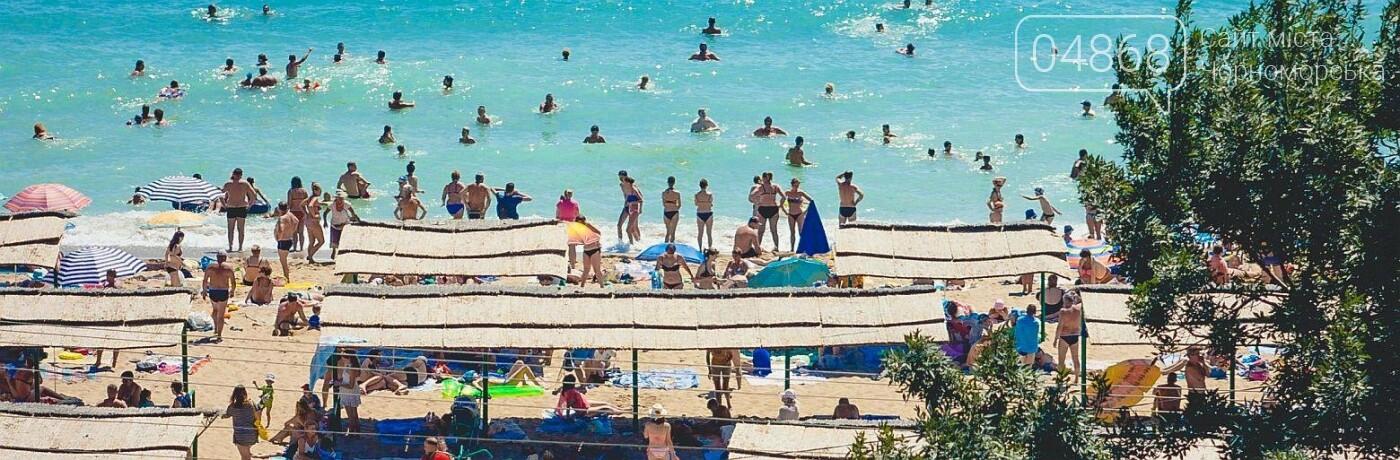 О качестве морской воды и об информации в Черноморске, фото-13