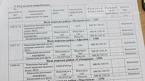 О качестве морской воды и об информации в Черноморске, фото-2