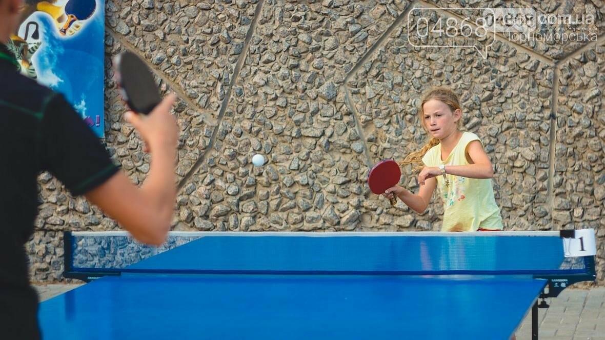 К Дню Независимости Украины в Черноморске пройдёт сразу три теннисных турнира, фото-4