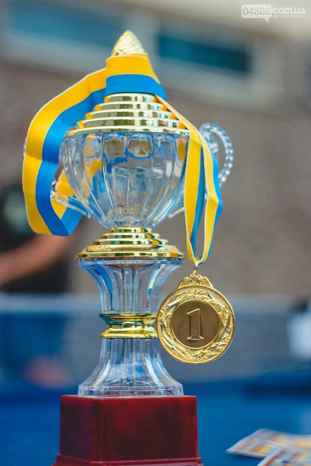 К Дню Независимости Украины в Черноморске пройдёт сразу три теннисных турнира, фото-1