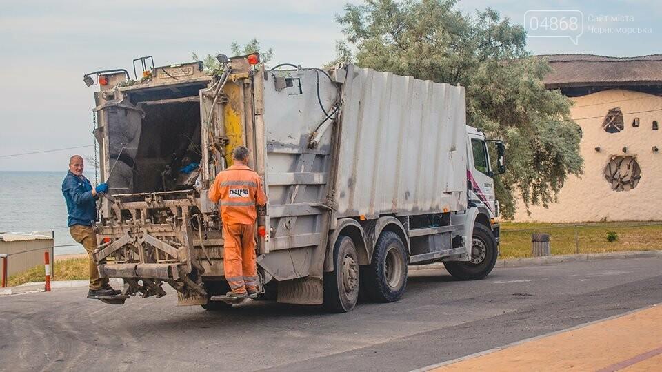 О раздельном сборе твёрдых и не очень бытовых отходов в Черноморске, фото-16