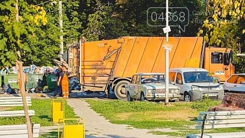 О раздельном сборе твёрдых и не очень бытовых отходов в Черноморске, фото-4