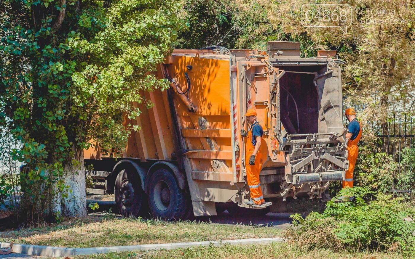 О раздельном сборе твёрдых и не очень бытовых отходов в Черноморске, фото-20