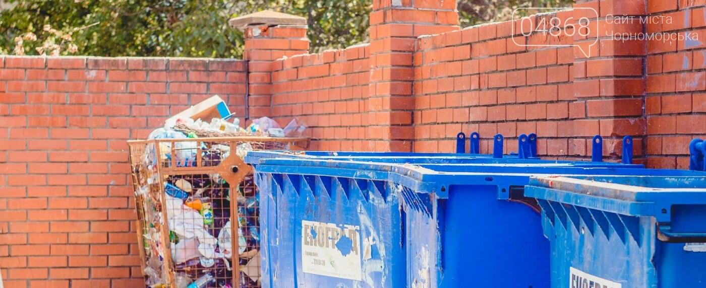 О раздельном сборе твёрдых и не очень бытовых отходов в Черноморске, фото-14