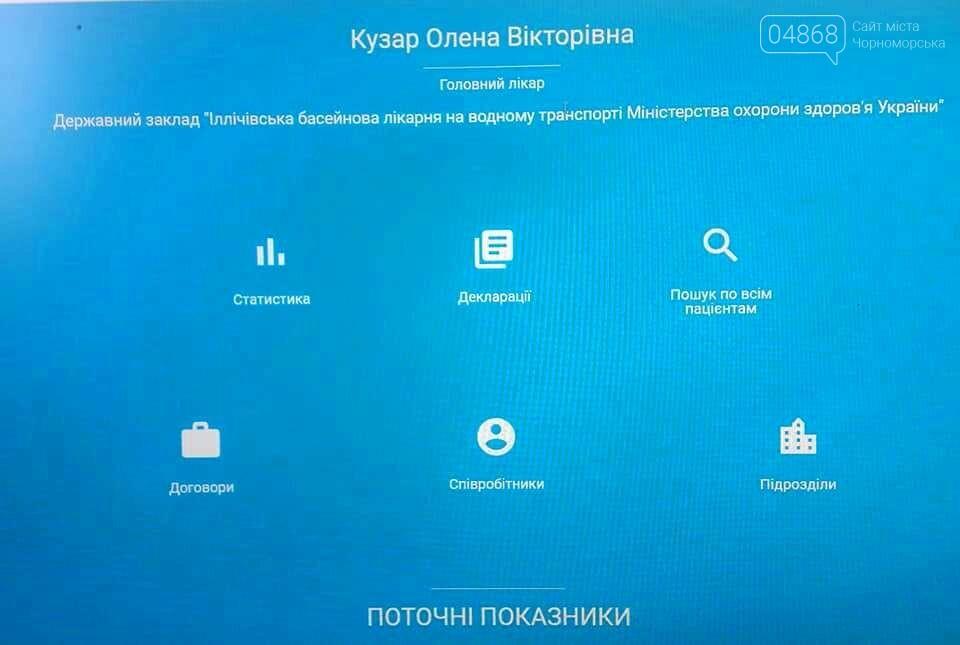 Более 25 тысяч жителей Черноморска выбрали своего семейного врача и педиатра, фото-7