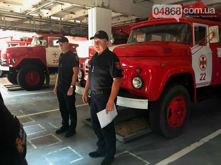 «На линии огня»: новый начальник спасательной службы Черноморска молод, имеет 11 наград и главным в жизни считает спасение людей, фото-6
