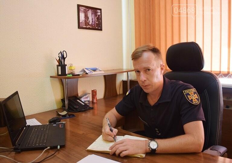 «На линии огня»: новый начальник спасательной службы Черноморска молод, имеет 11 наград и главным в жизни считает спасение людей, фото-4