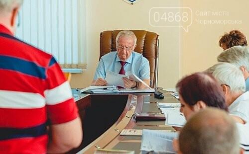 Новые тарифы на воду и бесплатный проезд для студентов Черноморска, фото-1
