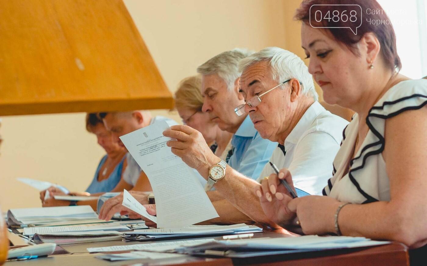 Новые тарифы на воду и бесплатный проезд для студентов Черноморска, фото-5