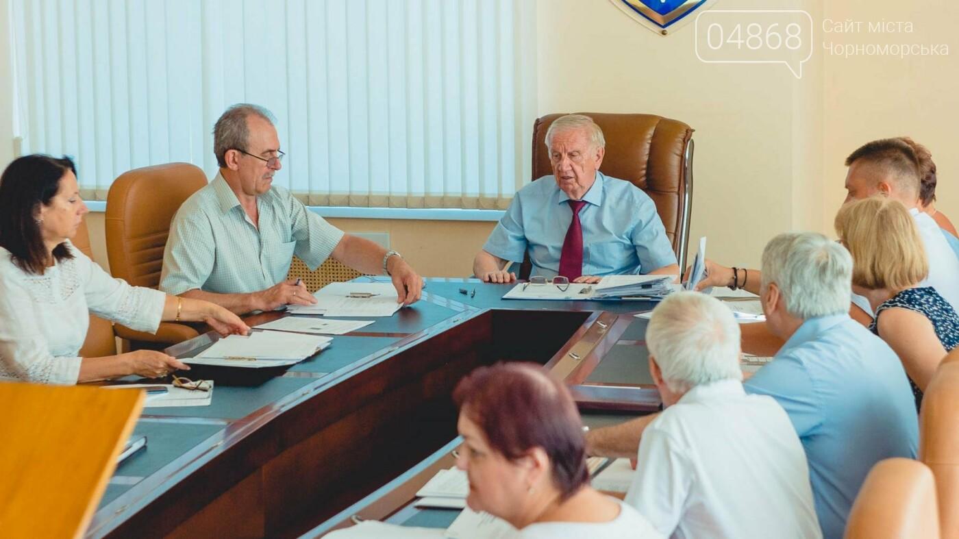 Новые тарифы на воду и бесплатный проезд для студентов Черноморска, фото-3