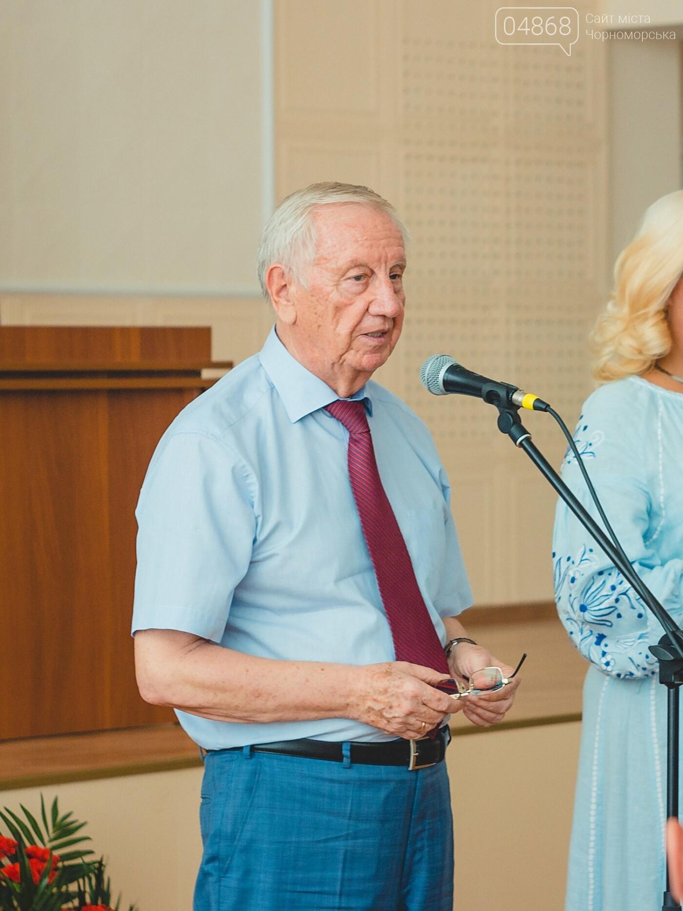 В Черноморске прошло торжественное собрание ко Дню Независимости Украины, фото-4
