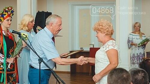 В Черноморске прошло торжественное собрание ко Дню Независимости Украины, фото-1