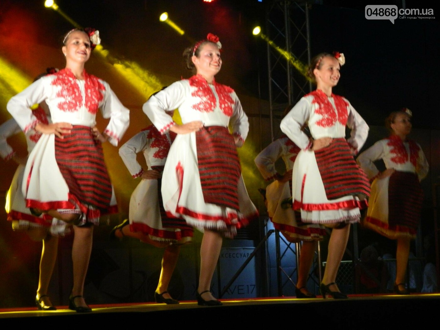 Празднование Дня Независимости  стало поводом поговорить о культуре в Черноморске, фото-3