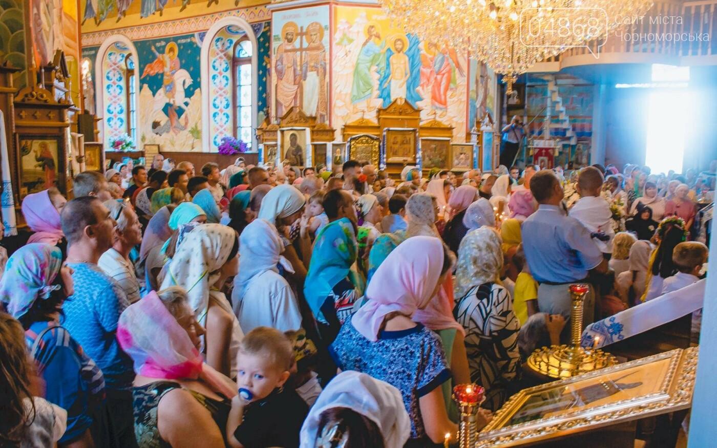 Александровский храм отмечает престольный праздник, фото-3