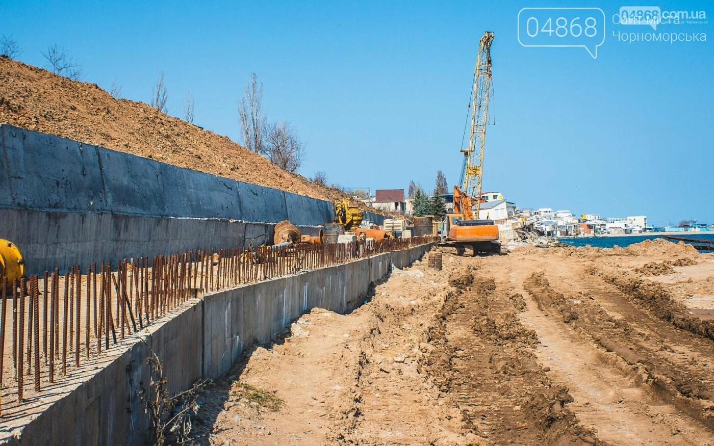 Оползни в Черноморске достигли масштабов чрезвычайной ситуации регионального уровня, фото-6