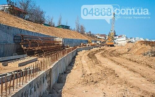 Оползни в Черноморске достигли масштабов чрезвычайной ситуации регионального уровня, фото-3