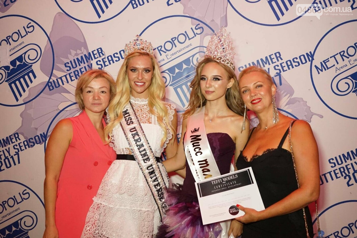 В Черноморске избрана новая Королева красоты, фото-4