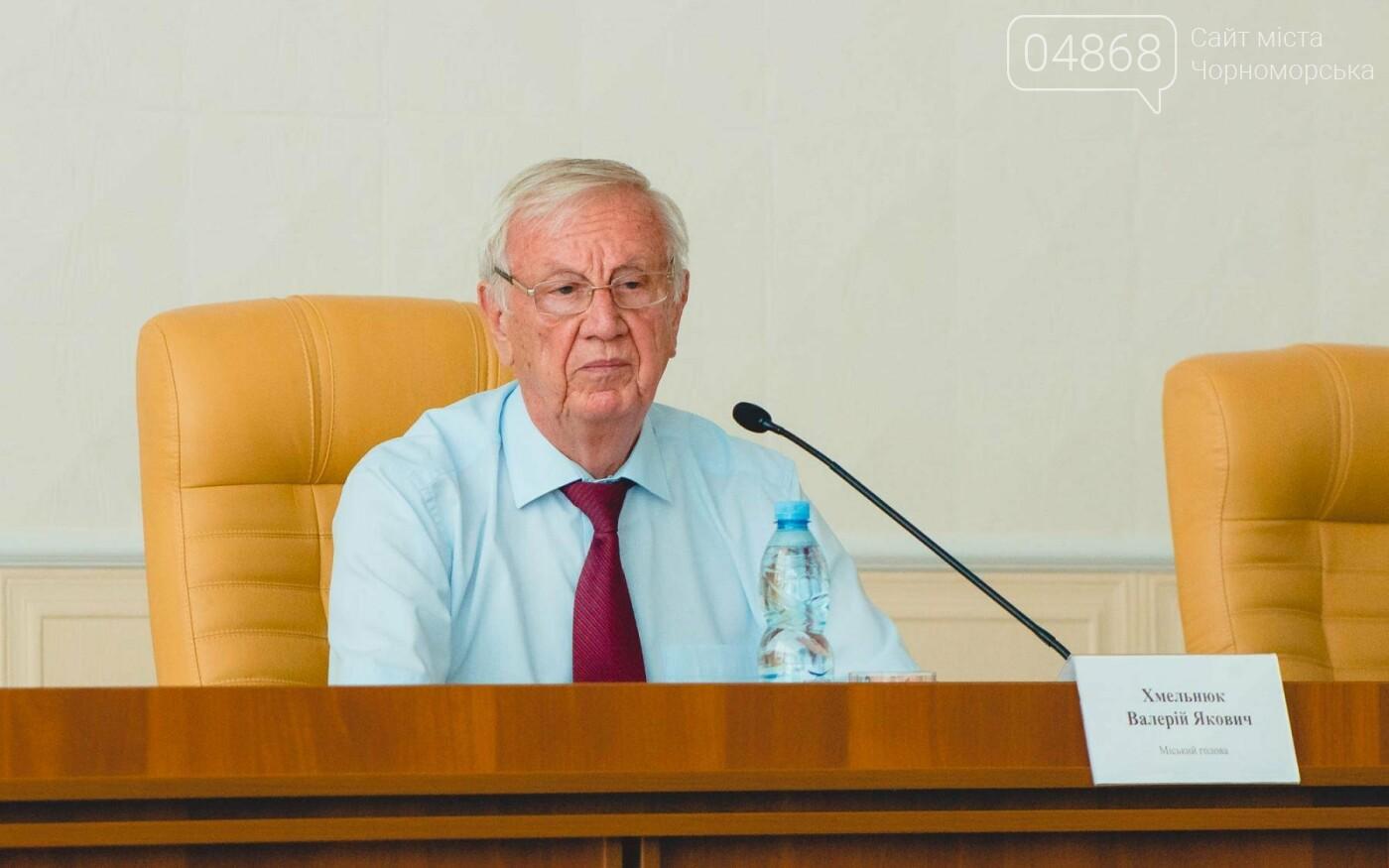 Реформирование газеты и новый депутат Черноморского городского совета, фото-9