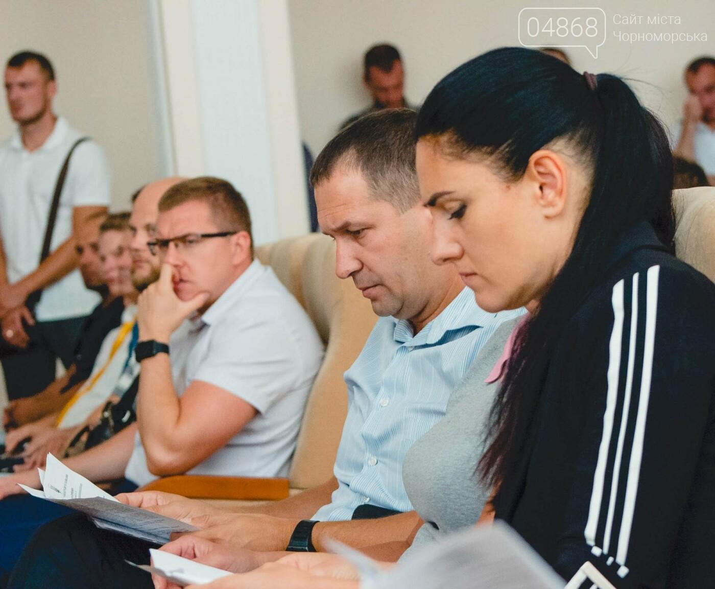 Реформирование газеты и новый депутат Черноморского городского совета, фото-10