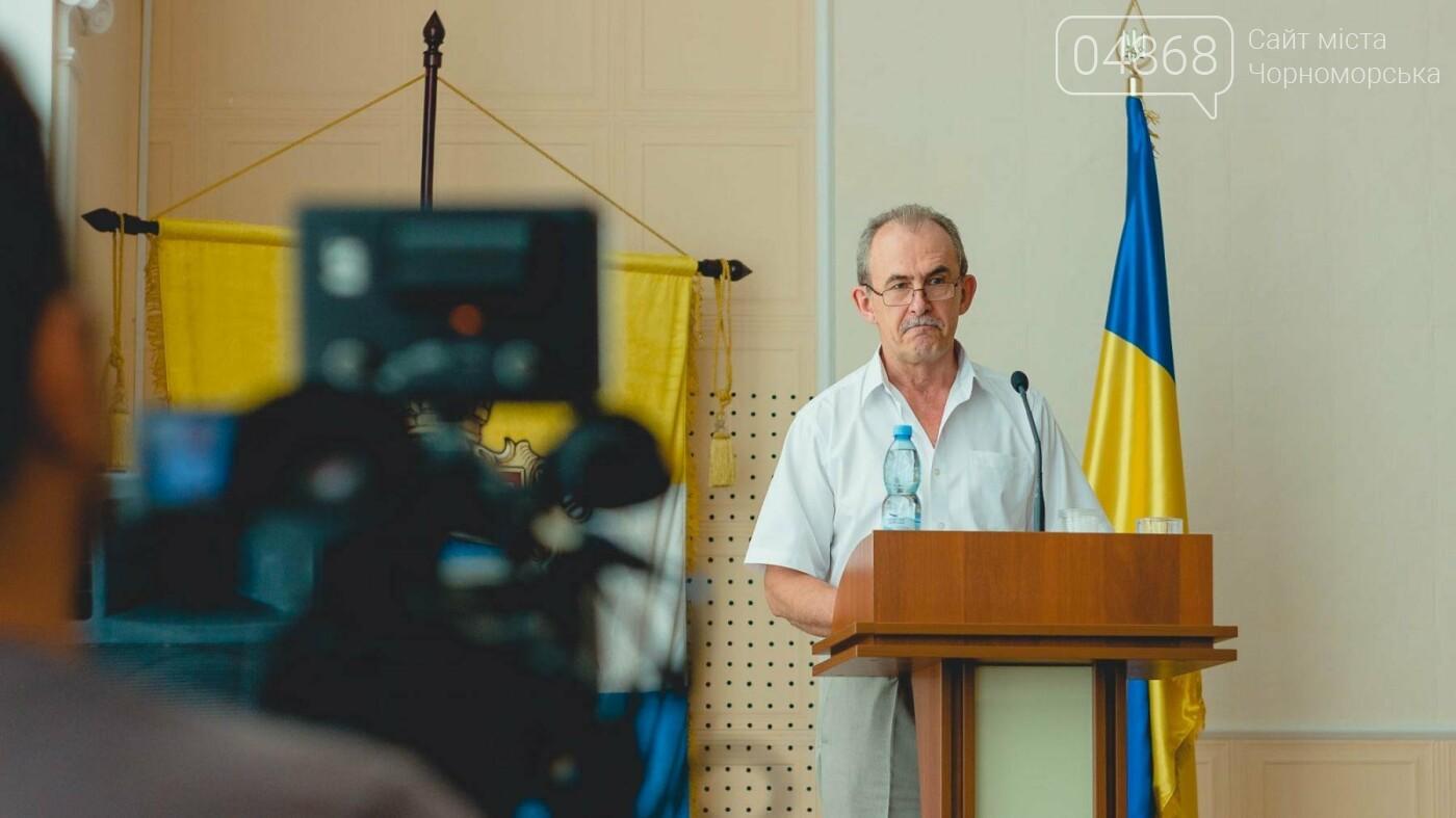 Реформирование газеты и новый депутат Черноморского городского совета, фото-7