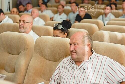 Реформирование газеты и новый депутат Черноморского городского совета, фото-3