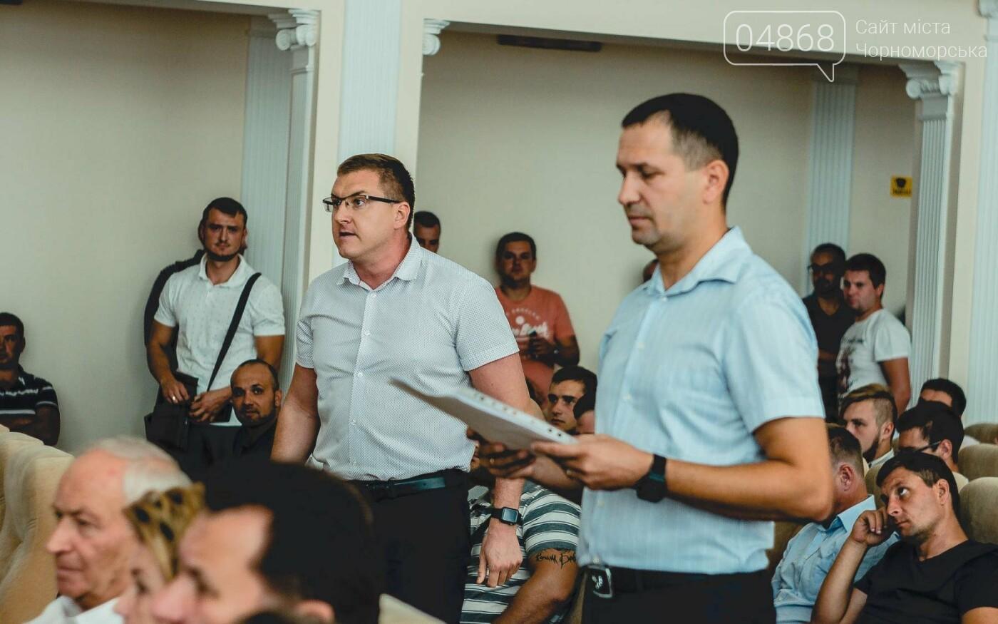 Реформирование газеты и новый депутат Черноморского городского совета, фото-14