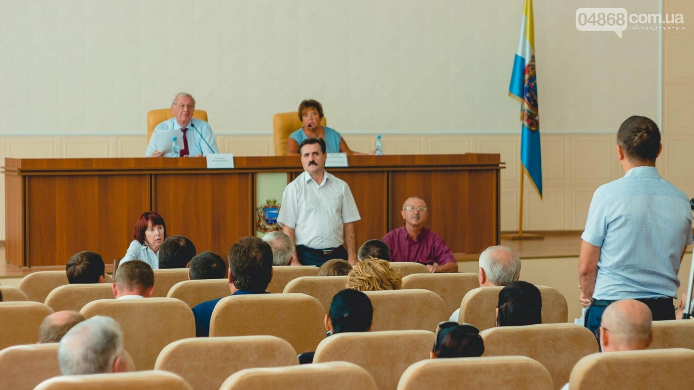 Реформирование газеты и новый депутат Черноморского городского совета, фото-4