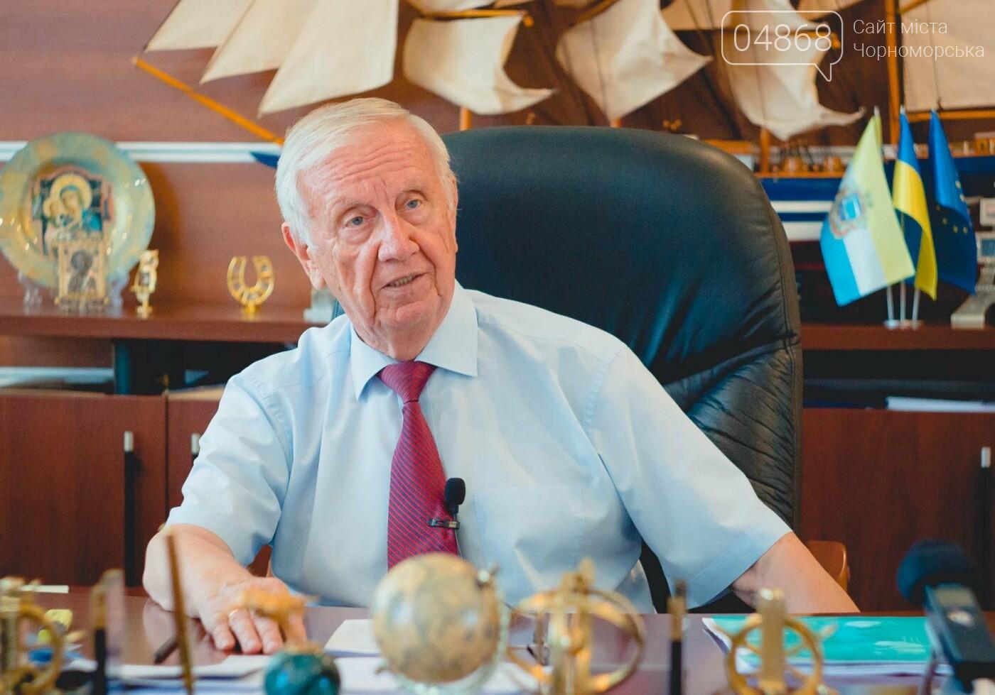 Реформирование газеты и новый депутат Черноморского городского совета, фото-13