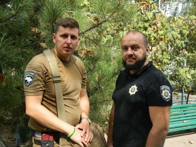 В европейских кругах дают положительную оценку охране правопорядка в Черноморске, фото-8