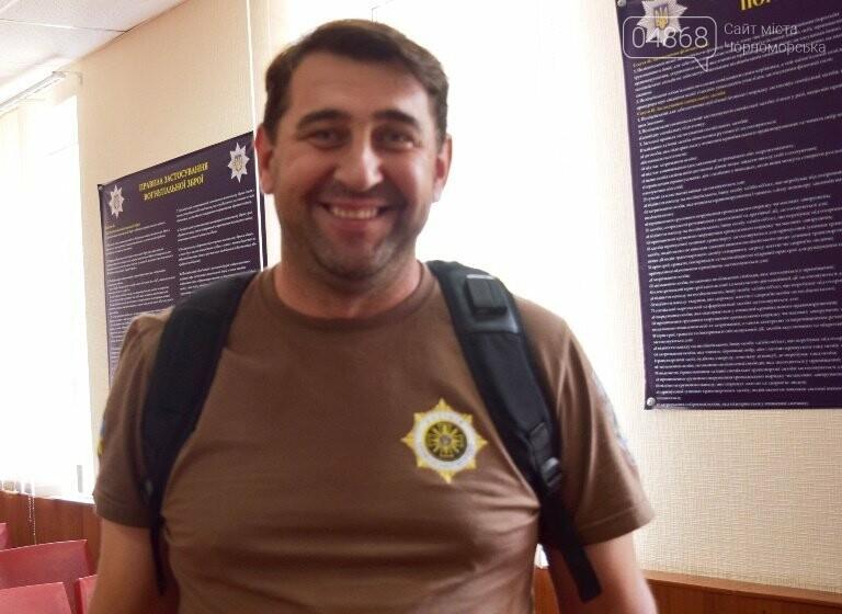 В европейских кругах дают положительную оценку охране правопорядка в Черноморске, фото-14