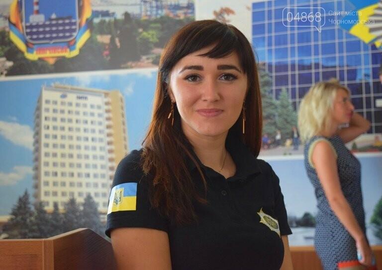В европейских кругах дают положительную оценку охране правопорядка в Черноморске, фото-6