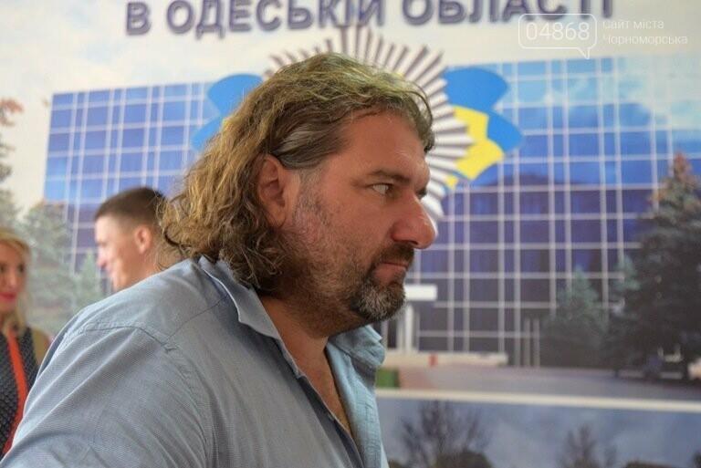 В европейских кругах дают положительную оценку охране правопорядка в Черноморске, фото-11