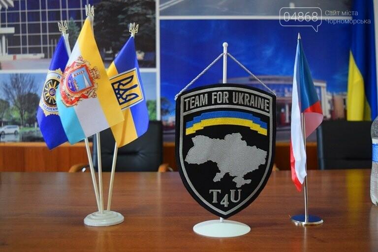 В европейских кругах дают положительную оценку охране правопорядка в Черноморске, фото-1